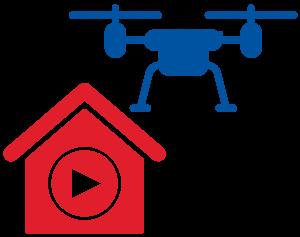 Video včetně dronu