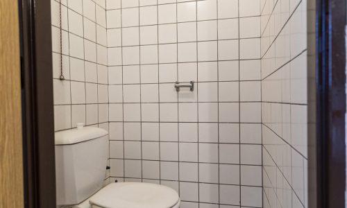 WC v bytě